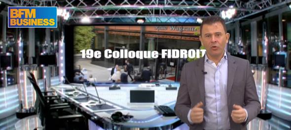 BFM partenaire du Colloque Fidroit