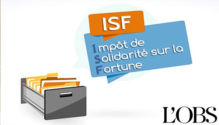 Où est passé l'argent de l'ISF ? (L'OBS)