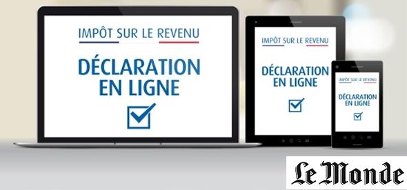 Déclaration fiscale sur internet : faut-il joindre des justificatifs ? (le monde)