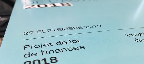 budget 2018 impôts fiscalité