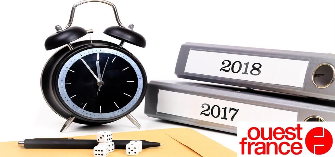 Impôts : quels changements pour 2018 ? (Ouest France)