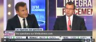 Olivier Rozenfeld sur BFM Business TV le 6 octobre